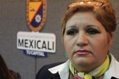 La oficial mayor de Mexicali, Maribel Avilez, asegura que Sonia Carrillo Pérez no se ha jubilado